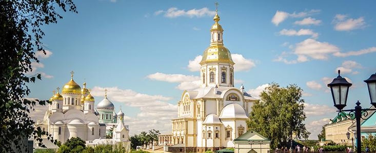 Паломническая поездка в Дивеево из Москвы