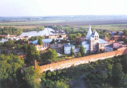 Серпухов владычний монастырь икона