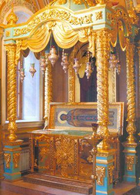 Серпухов высоцкий монастырь икона