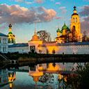 Паломническая поездка в Ярославль из Москвы
